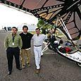 Colegas Pilotos en S.L.P. - Foto Luis Miranda
