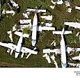 Cementerio de Aviones, Tennessee, EU - Foto Luis Miranda