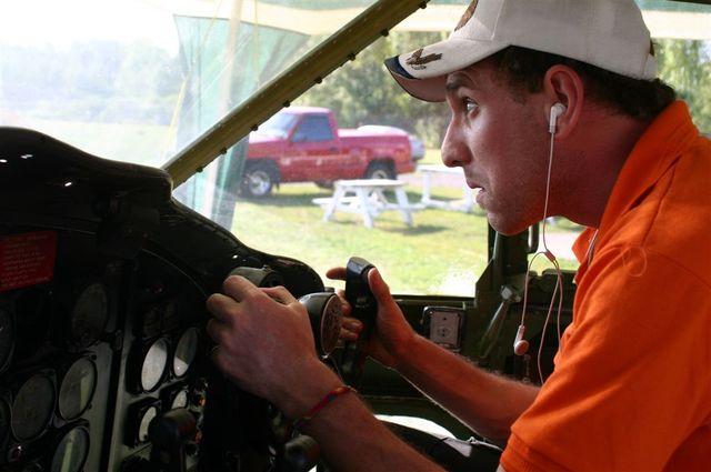 Andrew Donaldson - Asistente de Camara