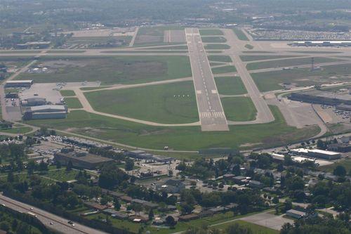 Aproximacion al Aeropuerto de Buffalo