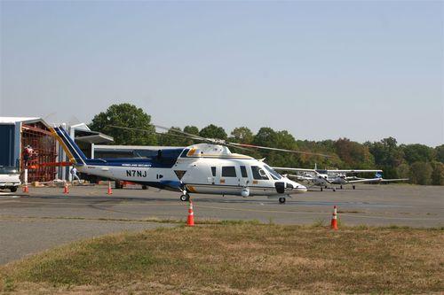 Helicoptero de Northstar Bienvenida a NY