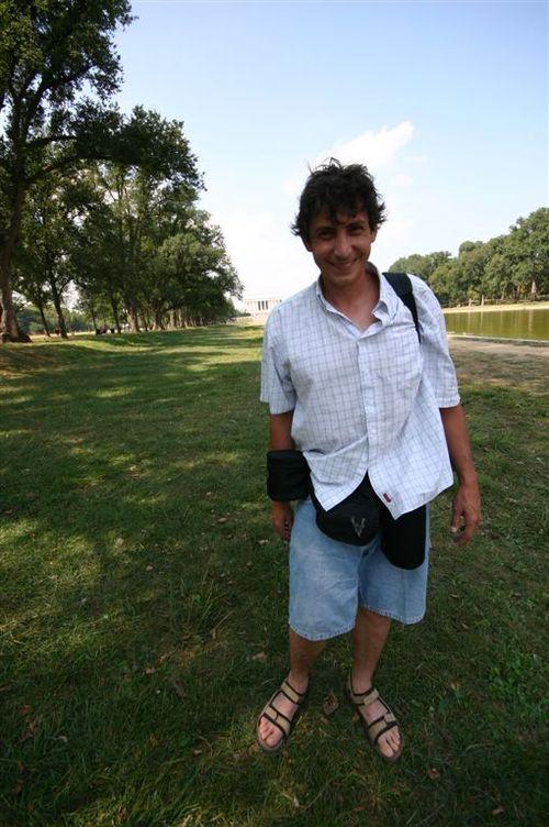 Entrevista con José Cohen en Washington
