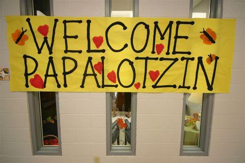 David Lipscomb Elementary School Bienvenida - Foto Vico Gutiérrez