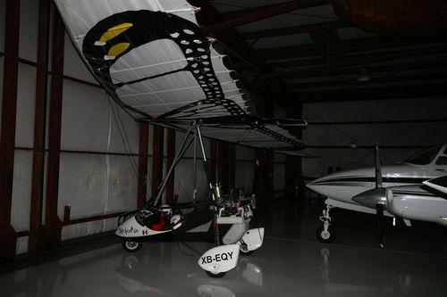 Hangar Lebanon, TN - Foto Vico Gutiérrez