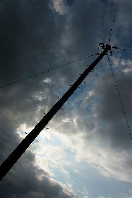 Cielo y Nubes Texanas - Foto Luis Miranda