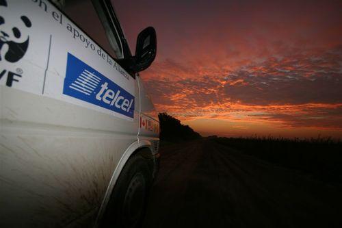 De mañana en Eagle Pass - Foto Vico Gutiérrez