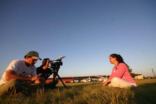 Entrevista con Ecología de Muzquiz - Foto Luis Miranda