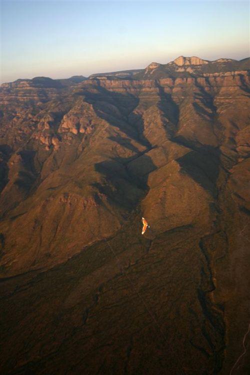Ascendiendo a la Sierra - Foto Vico Gutiérrez