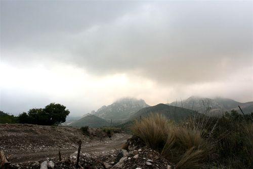 Entrando a la Sierra - Foto Luis Miranda