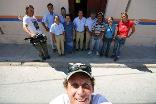 El Equipo y Ecología de Cuatro Ciénegas - Foto Vico Gutiérrrez
