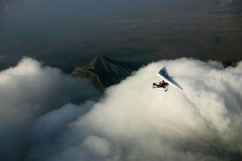 Entre Nubes - Foto Vico Gutiérrez