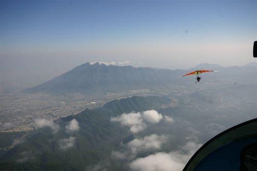 Monterrey entre las Sierras - Foto Vico Gutiérrez