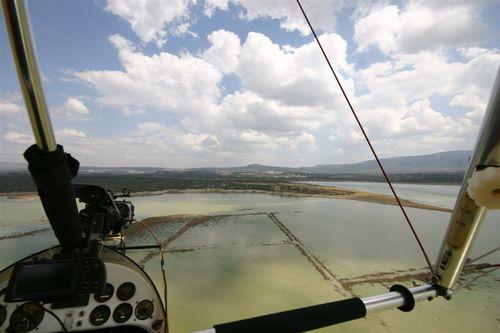 La laguna de San Miguel de Allende - Foto Luis Miranda