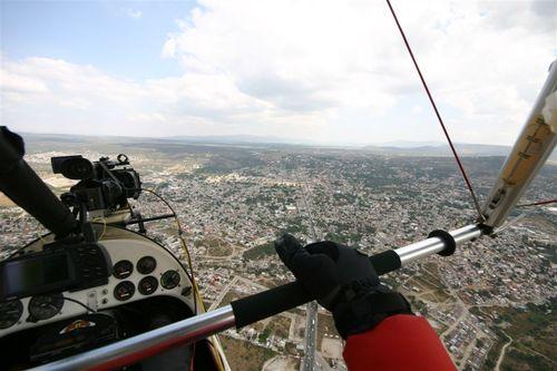 San Miguel desde el aire - Foto Luis Miranda