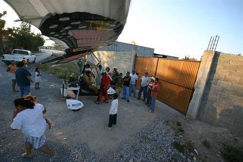 Una Parada Técnica en Pozas de Santa Ana - Foto Vico Gutiérrez