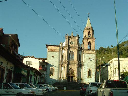 Angangueo, Michoacán