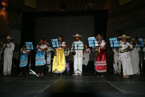 Orquesta de las comunidades de la región