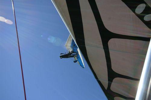 Papalotzin y Avion Cámara hacia Valle - Foto Vico Gutiérrez