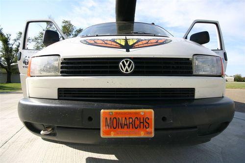 La camioneta estrenando placa - Foto Luis Miranda