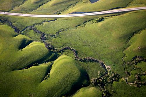 Los Flint Hills - Foto Greg Allen
