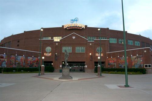 Parque de Baseball Oklahoma - Foto Luis Miranda